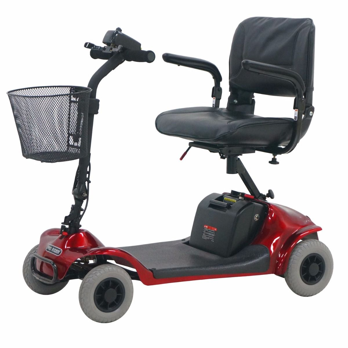 The Pro Rider Elite Mobility Scooter