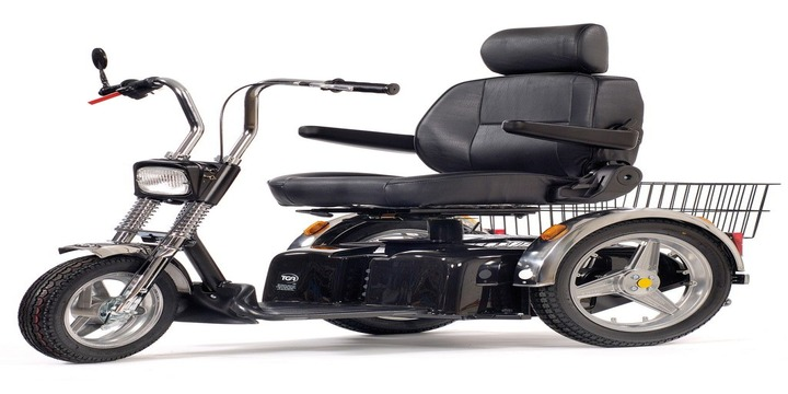 TGA Supersport Class 3 Mobility Scooter