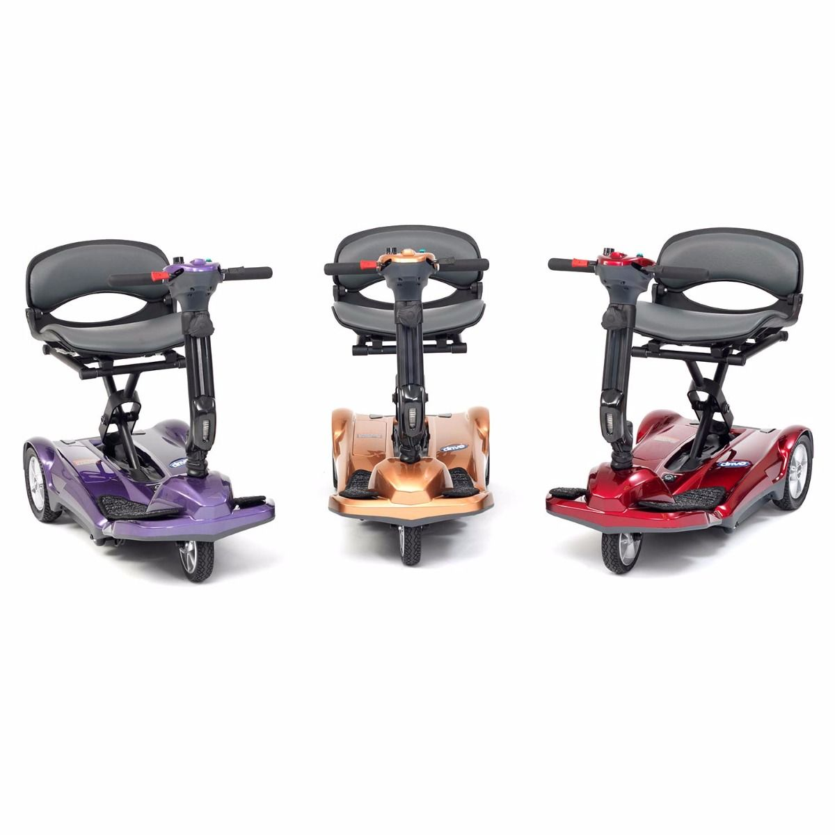 Pro Rider Travelite Compact Mobility Scooter - perfect for disabled holidays