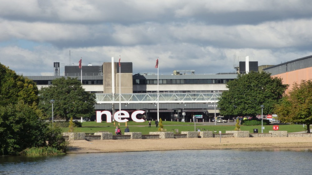 Naidex 2018 at the NEC Birmngham